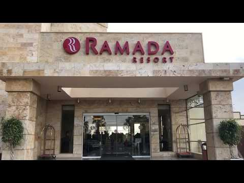 RAMADA RESORT DEAD SEA 4*