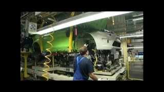 Ford Focus RS Mk2 Production