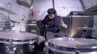 CLOVER Steve Pasqua - Glory Days (Drum-Cam)