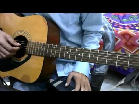 Fingerstyle Plucking Pattern For Hindi Songs – Just 1 Pattern for many songs Guitar BEGINNERS