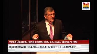 ZKS'DE BOSNA HERSEK PANELİ DÜZENLENDİ