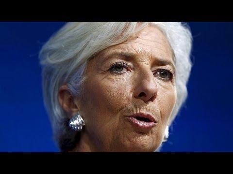 Η Κ. Λαγκάρντ υποψήφια για δεύτερη θητεία στο ΔΝΤ – economy