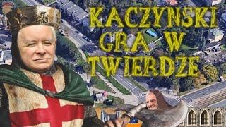 JAROSŁAW KACZYŃSKI GRA W TWIERDZĘ KRZYŻOWIEC – Oblężenie Żoliborza