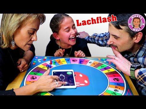LACHFLASH beim WISSENSSPIEL - Lets Play Alleswisser mit Handy App   Mileys Welt