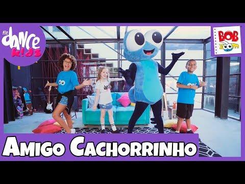 Videos musicales - Bob Zoom - FitDance Kids (Coreografía) Dance Video - Video Musical Infantil - Amigo Cachorrinho