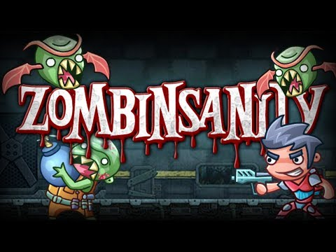 Zombinsanity gameplay Thumbnail