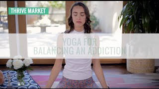 READY, SET, YOGA: A QUICK MEDITATION TO CHANGE YOUR BRAIN AND CURB ADDICTIVE PATTERNS