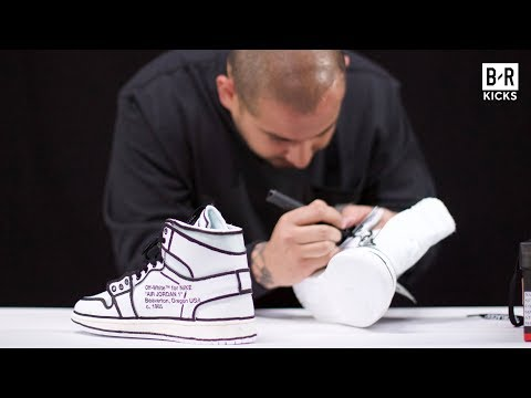 The Preheat: How L.A. Artist Joshua Vides Blew Up and Customized Shoes for LeBron James (видео)