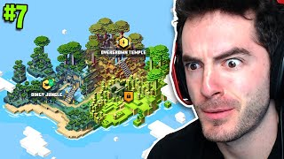 New Minecraft Dungeons Jungle Levels