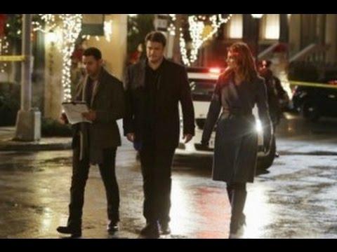 "Castle After Show Season 7 Episode 10 ""Bad Santa""   AfterBuzz TV"