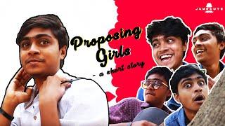 Video Proposing Girls - a short story MP3, 3GP, MP4, WEBM, AVI, FLV November 2017