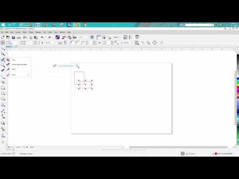 Corel Draw Tips & Tricks Customizing Your Tool Bar