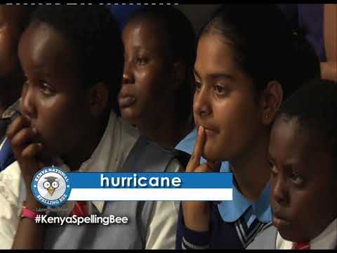 Kenya Spelling Bee TV Show, Season 1, Episode 3, PART 2 (HD)