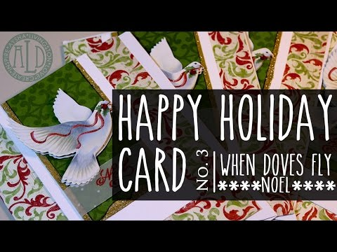 Happy Holidays Card Series # 3