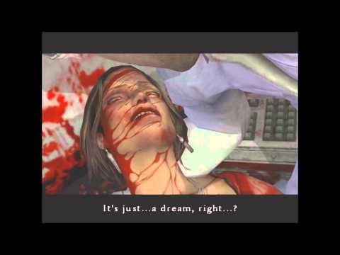 Silent Hill 4: The Room - Playthrough Part 4 - Cynthia's Death