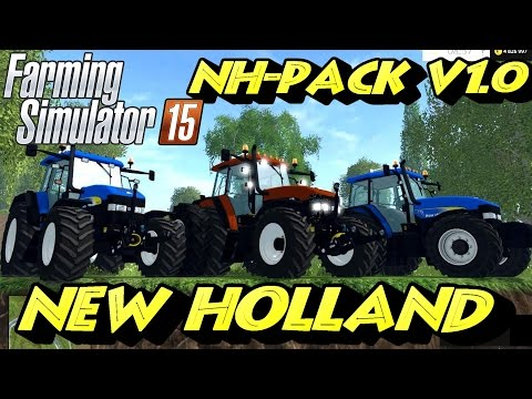 New Holland NH-Pack v1.0