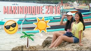 Marinduque Philippines  city images : MARINDUQUE, PHILIPPINES 2016 | White Beach & Palad Sandbar | Twins&Schemes