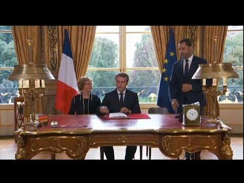 Emmanuel Macrons Pläne zur Reformierung der EU (Rede an der Sorbonne)
