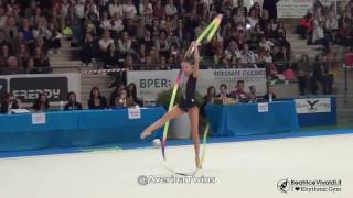 Sansepolcro Italy  city photos gallery : Dina Averina (2016) Ribbon | Sansepolcro · Italy | @AverinaTwins