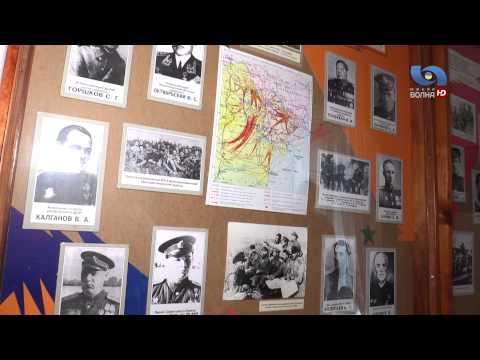 Выставка, посвященная ветеранам, в Измаиле