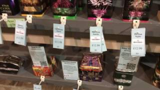 Baldock United Kingdom  city photo : UK Tapps Firework Shop Tour