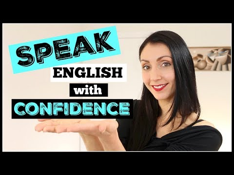Speak English with Confidence | 5 Easy Tips For A Confident Voice | Be a Confident Public Speaker