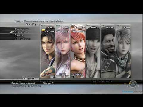 preview-Final Fantasy XIII: Eidolon Video Guide (Kwings in GameZone)