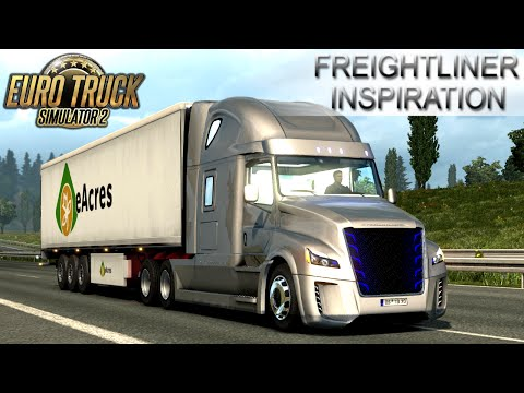 Freightliner Inspiration - The New Evolution of Future (Vietnam) 1.24