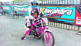 Video Monita PW Srikandi Racing #153 DRAGBIKE KAWAHARA IDC [ Joki Wanita ] MP3, 3GP, MP4, WEBM, AVI, FLV Juni 2017