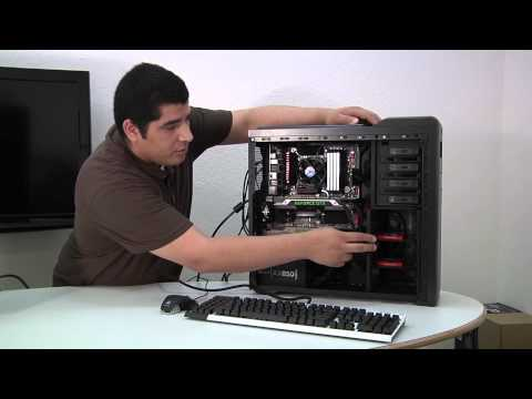 PB278Q - JJ demonstrates the execution of a 7680x1440 multi-panel gaming setup featuring the new ASUS PB278Q 2560x1440 panel. Delivering four times the pixel resoluti...