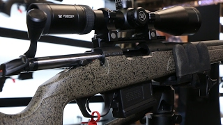 Bergara's new B-14 HMR (Hunting & Match Rifle) is available in .308 and 6.5 Creedmoor, offers an adjustable comb and integrated mini chassis offering repeata...