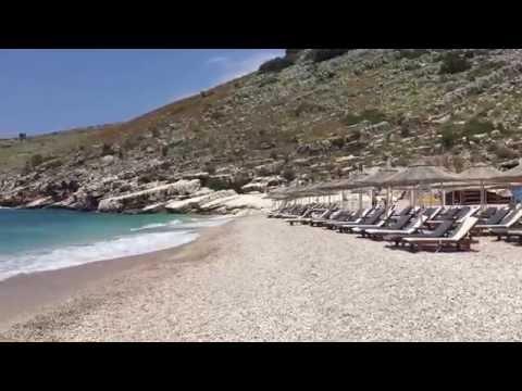 Plazhi i Llamanit - Llaman's beach, Albania