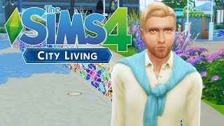 The Big City! | The Sims 4 City Living Ep.1