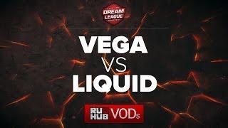 Vega Squadron vs Team Liquid, DreamLeague Season 6, game 2