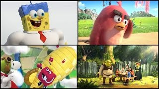 13 McDonald's Happy Meal Movie Commercials 2010 Till 2016