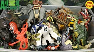 New Animal Planet Giant Box Surprise Toys Dinosaur Toys Jurassic Park Unboxing Top 10