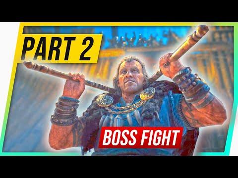 ASSASSIN'S CREED VALHALLA Walkthrough Gameplay Part 2 - KJOTVE BOSS FIGHT (AC Valhalla Full Game)