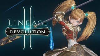 Видео к игре Lineage 2: Revolution из публикации: Ролики с корейской версии Lineage II: Revolution