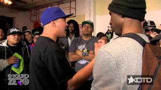 Ground Zero Battles | Denter vs. Urban
