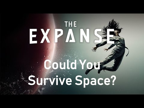 Science of The Expanse - Could you Survive the Vacuum of Space?
