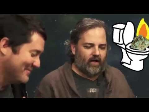 Dan Harmon's Freestyle Rap on Getting Doug with High