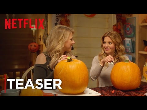 Fuller House Season 2 (Teaser 'Halloween')