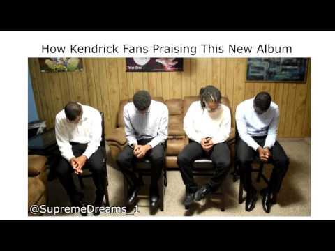 How Kendrick fans are praising the new album