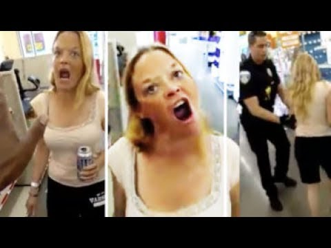 Video Drugged Out Lady Gets Arrested After Harassing Store Employee download in MP3, 3GP, MP4, WEBM, AVI, FLV January 2017
