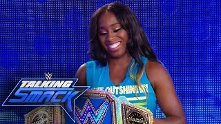 Nonton How Naomi Made The Smackdown Women S Title Glow  Wwe Talking Smack  July 4  2017  Wwe Network  Film Subtitle Indonesia Streaming Movie Download