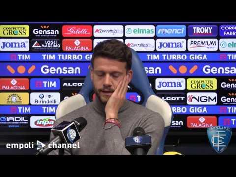 Andrea Costa in conferenza stampa