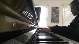 Jay Park- All I wanna do on piano with my sister