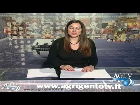 Telegiornale AgrigentoTv del 10-03-2017