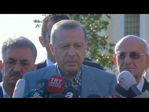 La Turquie soutient le Qatar