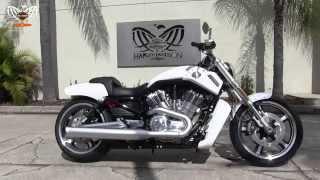 8. New 2016 Harley Davidson VRSCF V-Rod Muscle Motorcycle